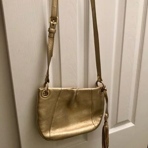 Vince Camuto Bags - Vince Camuto gold bag